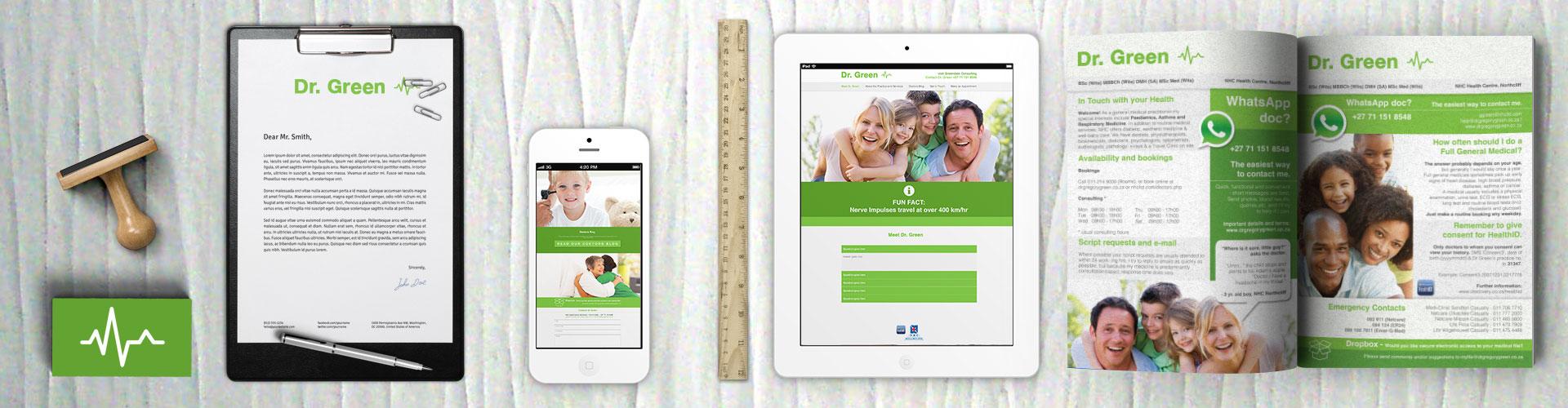 dr-green header Image